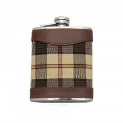 Flasque Tartan Beige 200 ml