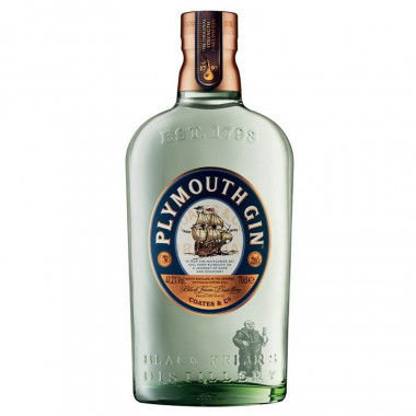 Gin Plymouth 70cl 41.2°