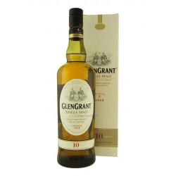 Glen Grant 10 ans 70cl 40°