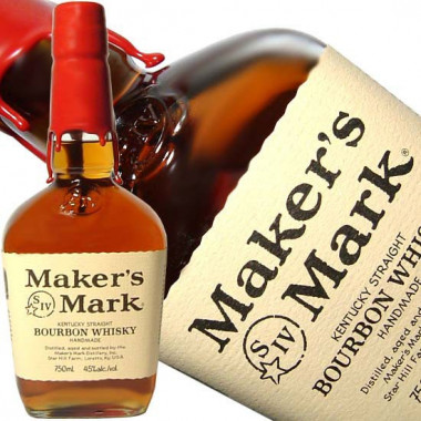 Maker's Mark 70cl 45°