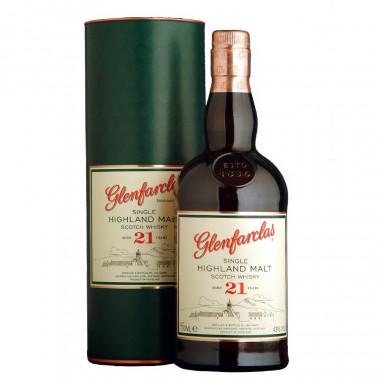 Glenfarclas 21 ans 70cl 43°