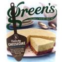 Cheesecake Mix Green's 259g