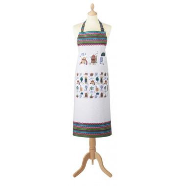 Cozy Cats Tablier Coton 70 x 95 cm