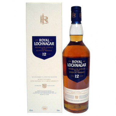 Royal Lochnagar 12 ans 70cl 40°