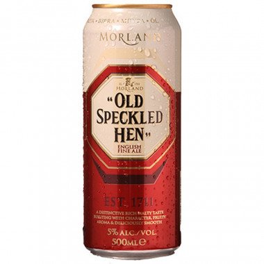 Old Speckled Hen 5° 50cl