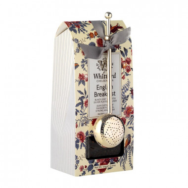 Whittard Thé English Breakfast 125g + Cuillère Inoxydable