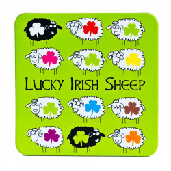 Coaster lucky irish sheep