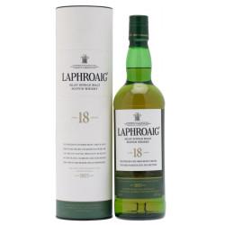 Laphroaig 18 ans 70cl 48°