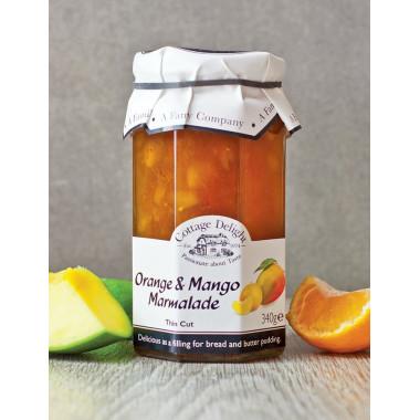 Marmelade Orange & Mangue Cottage Delight 340g