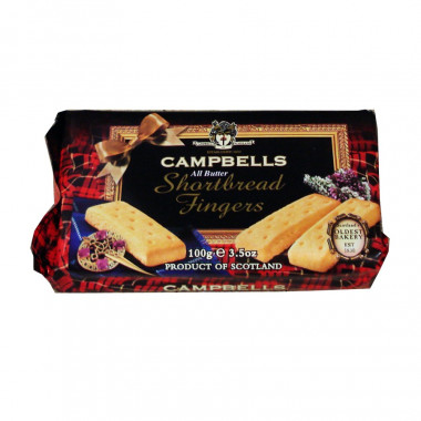 Campbells Shortbreads Fingers 100g