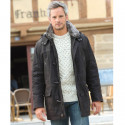 Duffle-Coat Cuir Marron Out of Ireland