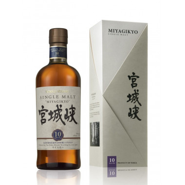 Miyagikyo 10 ans 70cl 45°