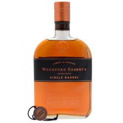 Woodford Reserve Single Barrel Sélection 2016 70cl 45.2°