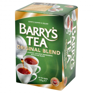 Barry's Thé Original Blend 40 sachets 125g