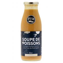 Soupe de poissons 0.50L