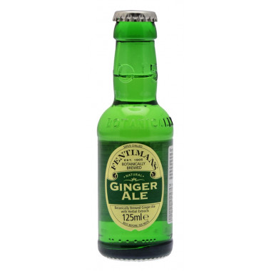 Ginger Ale Fentimans 125ml