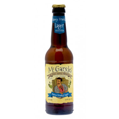 McGargles Fancy Frank's Lager 33cl