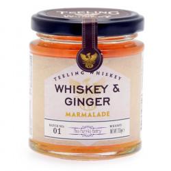 Marmelade Orange Gingembre au Whiskey Teeling 200g