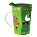 Mug Irish Sheep 350ml