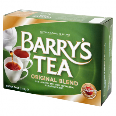 Barry's Thé Original Blend 80 sachets 250g