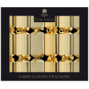 Christmas Crackers Mini Luxury Tom Smith x6