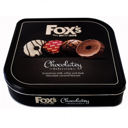 Chocolatey Selection Fox's 365g