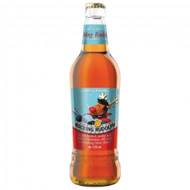 Bière de Noël Rocking Rudolph 50 cl 4.2°