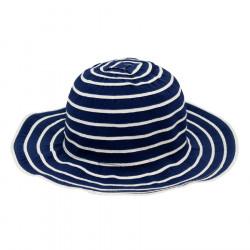 Chapeau Rayé Bleu Out of Ireland