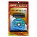 Coffret Harmonica + Méthode + CD