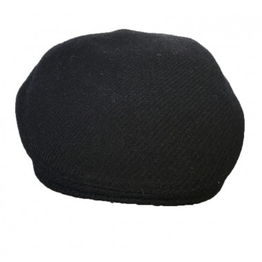 Hanna Hats Navy Blue Tweed Cap