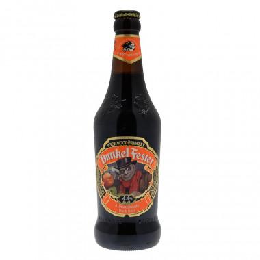 Dunkel Fester Halloween Beer 50cl 4.4°