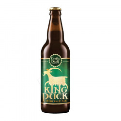 King Puck Irish Pale Ale 50cl 4.5°