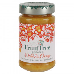Fruit Tree Orange 100% Organic Fruit 250g