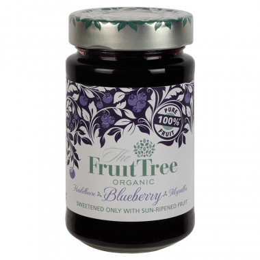 Myrtille 100% Fruits Bio 250g Fruit Tree
