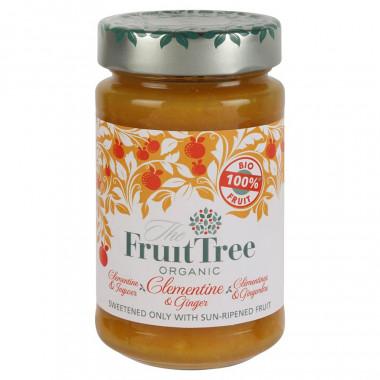 Fruit Tree Clementine & Ginger 100% Organic Fruit 250g