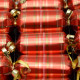 Mini Party Crackers Tartan x6 Tom Smith