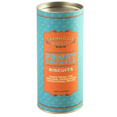 Farmhouse crumble biscuits 190g