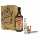 Coffret Old Fashioned Rhum Matusalem 15 ans 70cl 40°