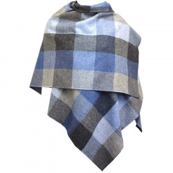 Avoca Lambswool Cape