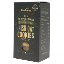 Irish Oat Cookies 135g Grahams