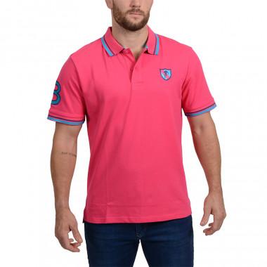 Ruckfield Fuchsia Polo Shirt