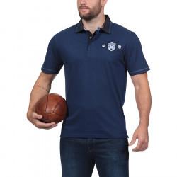 Polo Jersey Bleu Foncé Ruckfield