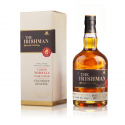 The Irishman Florio Marsala Cask Finish 70cl 46°