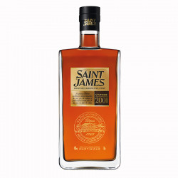 Saint James Vintage 2001 70cl 43°