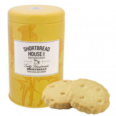 Shortbreads au Citron Shortbread House 140g