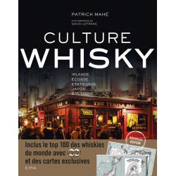 Livre Culture Whisky de Patrick Mahé