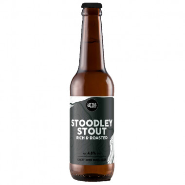 Stoodley stout 33cl 4.8�