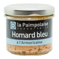 La Paimpolaise Blue Lobster Rillettes 80g