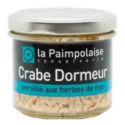Tartinable Crabe Dormeur Persillé 80g