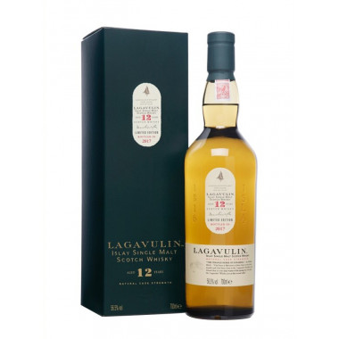 Lagavulin 12 ans 17th Release 70cl 56.5°